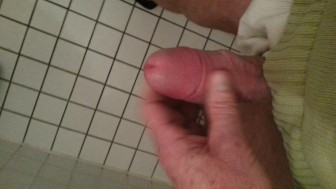 Masturbating ever so close to orgasm - Intensively I stimulae my glans (no feeling in the world beats it), but I still avoid against cumming