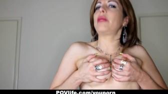 POVLife - Busty MILF Kora Peters Sex Video