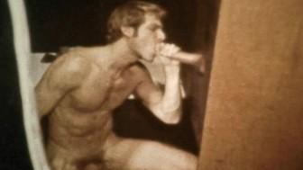 Classic 8mm Bath House Sex Starring Jack Wrangler