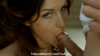 Redhead MILF And Her Oral Skills