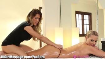 AllGirlMassage Phoenix Marie and Capri Cavanni Lesbian Seduction
