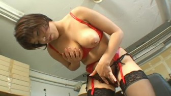 Girl With Cock In Hand- Tsubo