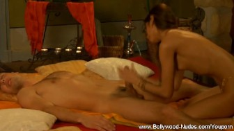 A Bollywood Blowjob