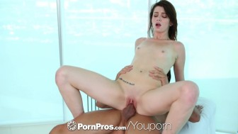 PornPros - Naveen Ora gets oiled up for a hot massage
