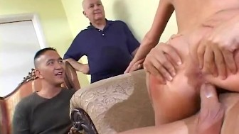 Horny Swinger Slut Fucka Another