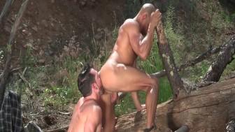 RagingStallion Porn Camp With Sean Zevran And Josh Conners