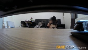 Fake Cop Black woman keen to return the favour