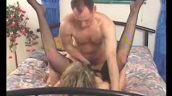 Getting a rock hard cock - Julia Reaves