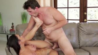 Manuel Ferrara walks in on Teen Masturbating