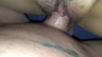 SEXY THAI ride fucking and Dripping CREAMPIE