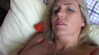 Beautiful big tits old spunker imagines you fucking her juicy pussy