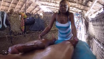 All Black Wifes Should Go For Huge Moroccan Cock