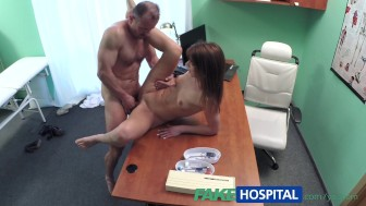 FakeHospital Patient wants a sexual favour