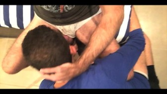 TIERY B. - MASTER domination sucking bi-cock french amateur