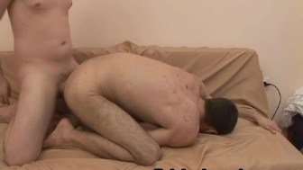 Felched Guy Fucks Their Tight Asses