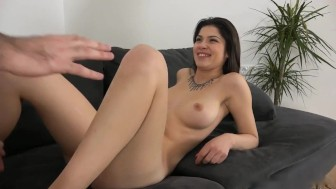 Beautiful Fucking - Marvelous Brunette In A Casting