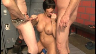 Group Sex In The Locker Room - Ultima