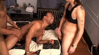 3-Way Fuck In The Hood - BC Productions