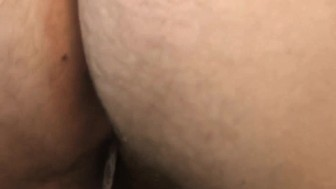 Hairy Young Twink Jacks Off and Spreads Ass