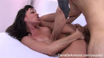 Dana DeArmond Gets Ass Fucked