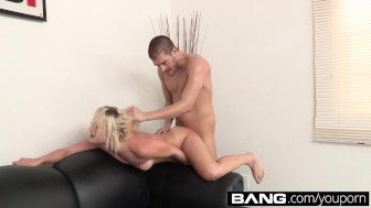 Bang Casting:Aubrey Gets A Lesson in Rough Sex