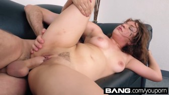 BANG Casting:Callie Gets Rough For Her Audition