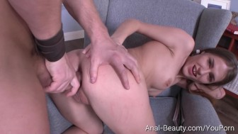 Anal-Beauty.com - Ginger Fox - Real Hardcore fucking