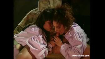 Little Horny Asian Aicha gets anal sex