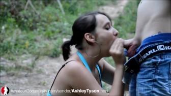 AshleyTyson die geile Teenschlampe