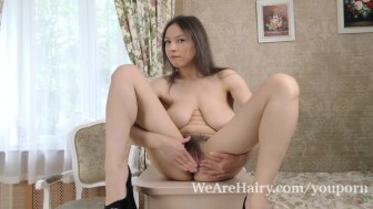 Veronika Mars strips and plays after pictures