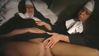 Nuns Are HOT Under Their Sacred Robes 3