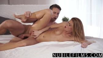 NubileFilms - Beautiful Sex Makes Young Redhead Cum