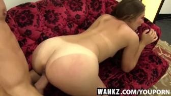 WANKZ- Hot Teen Ariana Grand in Porno