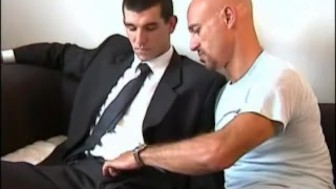 I'll sign this contract only if i can suck you straight cock !