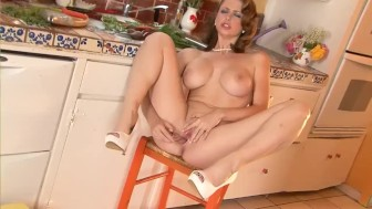 Babe With A Dildo - Suze Randall