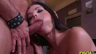 Fhuta - Squirting Latina wants it deep in her ass