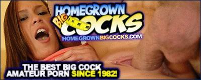 Homegrown Big Cocks