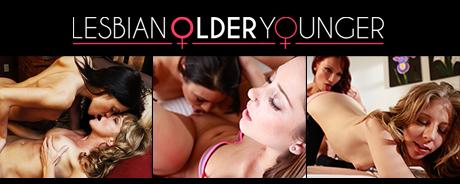 Lesbian Older Younger
