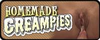 Homemade Creampies